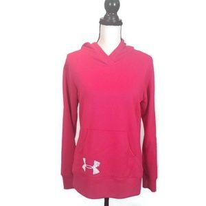 Under Armour Women's Pink Hoodie